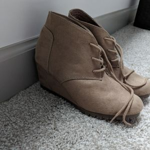 Faded Glory Shoes - Faded Glory booties